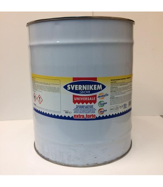 SVERNIKEM SVERNICIATORE UNIVERSALE - conf. 20 litri