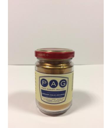 PORPORINA ORO ZECCHINO LUMINOR - conf. 100 g