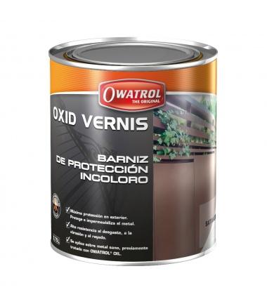 OXID VERNIS OWATROL OPACO - conf. 750 ml