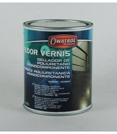 FLOOR VERNIS OWATROL SATINATO- conf. 750 ml