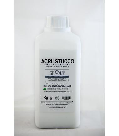 ACRILSTUCCO - conf. 1 Kg