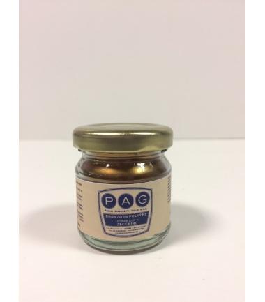 PORPORINA ORO ZECCHINO LUMINOR - conf. 25 g