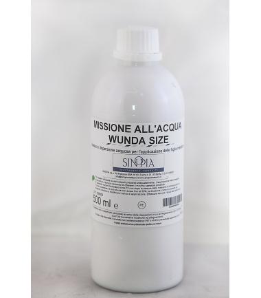 MISSIONE ACQUA ISTANTANEA WUNDA SIZE - conf. 500 ml