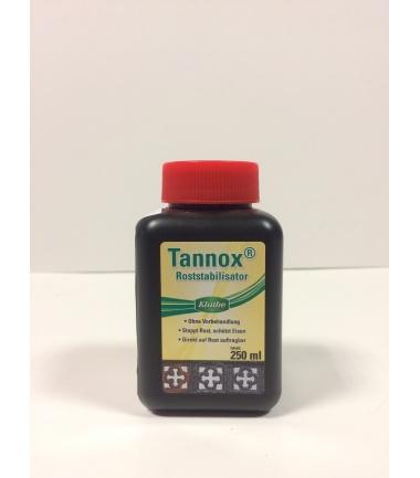 TANNOX CONVERTITORE DI RUGGINE - conf. 250 ml