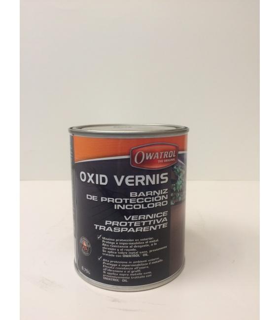 OXID VERNIS OWATROL SATINATO - conf. 750 ml