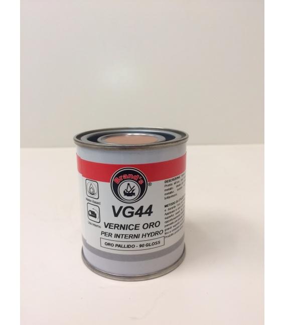 VERNICE PER INTERNI HYDRO ORO PALLIDO VG44 - conf. 125 ml