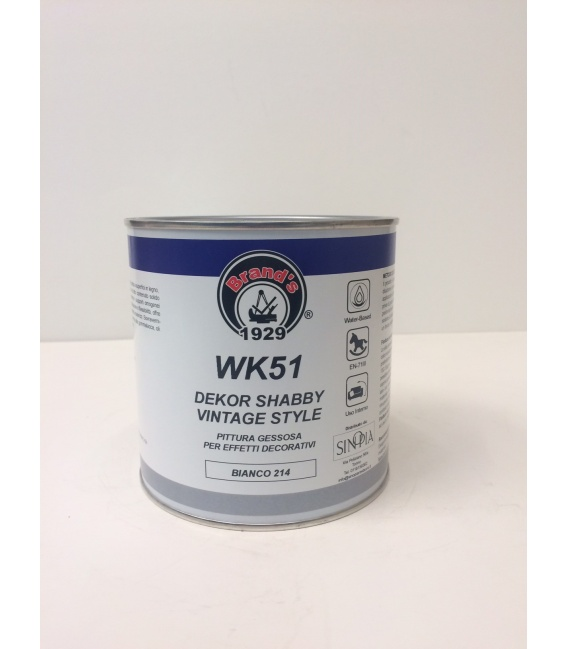 DEKOR SHABBY VINTAGE STYLE BIANCO WK51 214 - conf. 750 ml