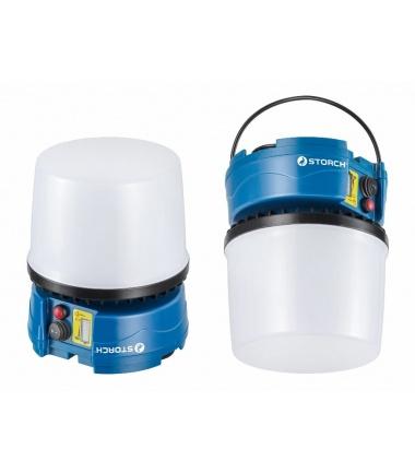 LAMPADA TONDA LED BELL A BATTERIA 30W