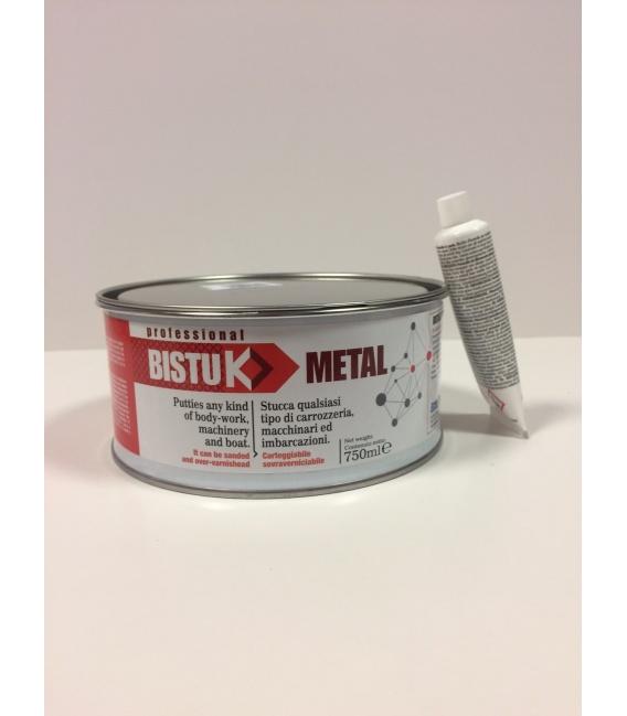 BISTUK METAL GRIGIO- conf. 750 ml