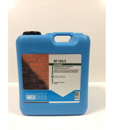 RP 102 S DETERGENTE ACIDO - conf. 5 litri