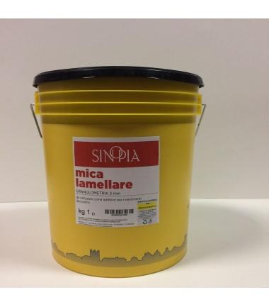 MICA LAMELLARE 0,5-3,5 mm - conf. 1 Kg